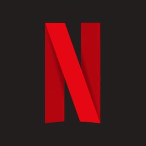 La couleurs de logo de netflix