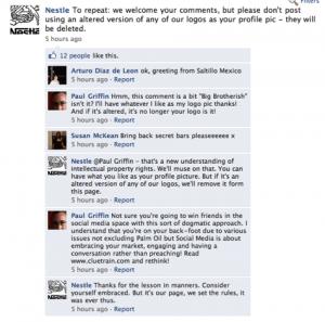 Le bad buzz de Nestlé et Kit Kat sur Facebook