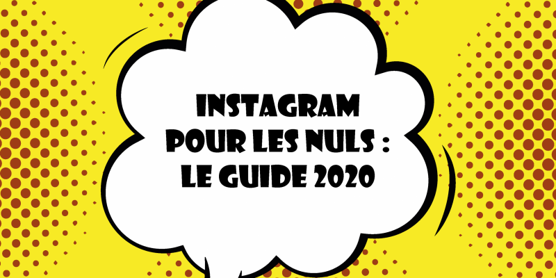 Instagram Pour Les Nuls