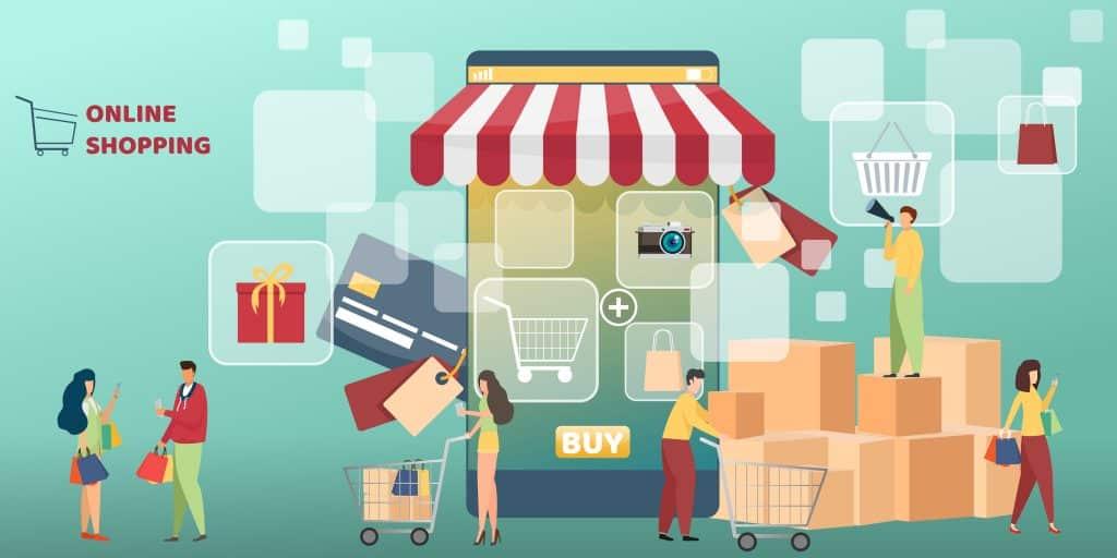 boutique-e-commerce-et-consommateurs